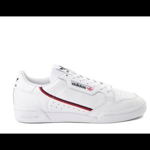 Mens adidas Athletic Shoe - Sneaker White Navy Red